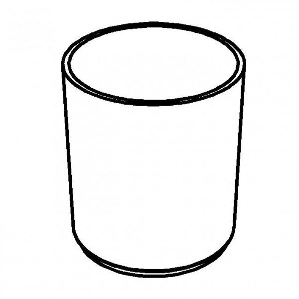 SPARE Behälter Behälter, 0,6 Liter, stapelbar