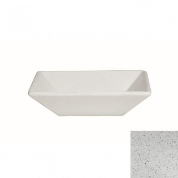 tiefe Schüssel, quadratisch L marmorw.- 3 L - 29,5 x 29,5 x