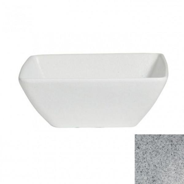 China Bowl, L grau - 3,0 L - 26 x 26 x 10,5 cm