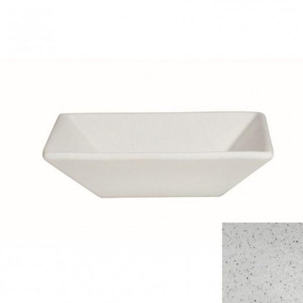 tiefe Schüssel, quadratisch XL marmorw. - 5,2 L - 36,5 x 36