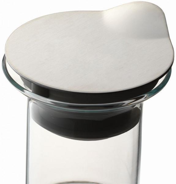 SPARE Deckel/Haube Edelstahldeckel für Karaffe, 1,2 Liter