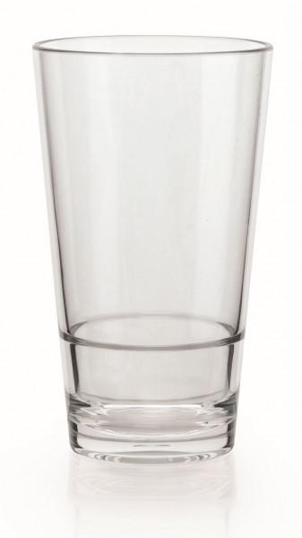 Trinkglas aus SAN Revo™ - 414 ml - Ø 8,9 x 13,9 cm