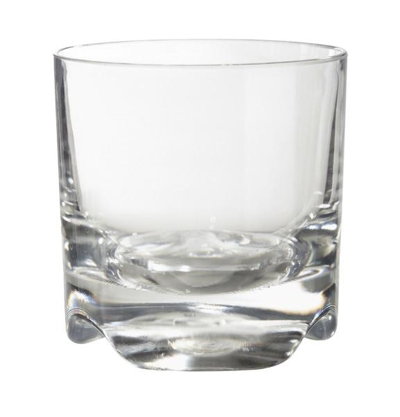 Trinkglas aus SAN Roc N' Roll™ - 296 ml - Ø 8,9 x 8,9 cm