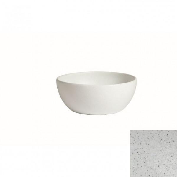 tiefe Schüssel, rund, S marmorweiß - 2,3 L - Ø 22 x 9 cm