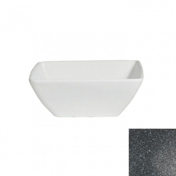 China Bowl, S granitschwarz - 1,1 L - 15 x 15 x 8,4 cm