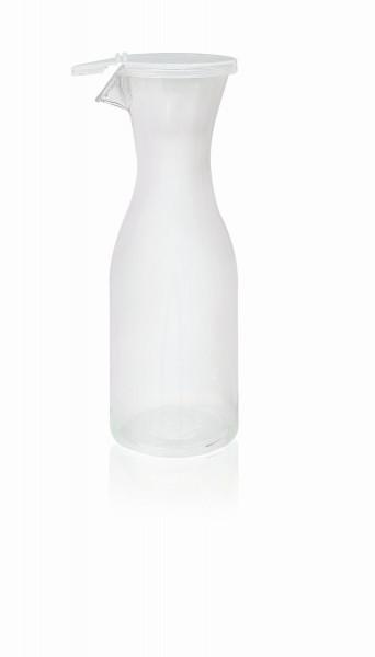 Karaffe aus Polycarbonat, mit Deckel 1,9 l - Ø 11,7 x 30,7 c