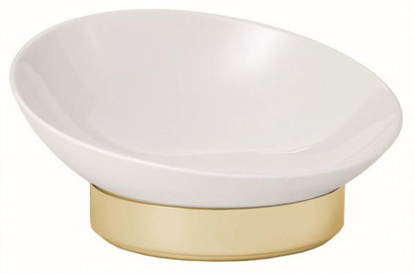 UNISON Frischeschale '280' Gold, mit Porzellanschale 2,5 l