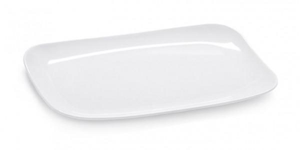 Melamin Platte, rechteckig Siciliano® - 45,7 x 24,8 cm