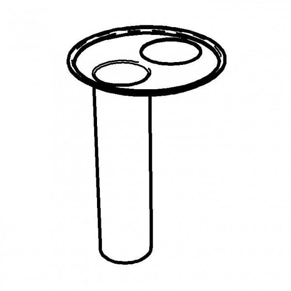 SPARE Kühlung Crasheisröhre für Saftkanne 5 Liter