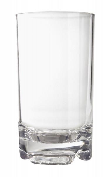 Trinkglas aus SAN Roc N' Roll™ - 414 ml - Ø 7,6 x 14 cm