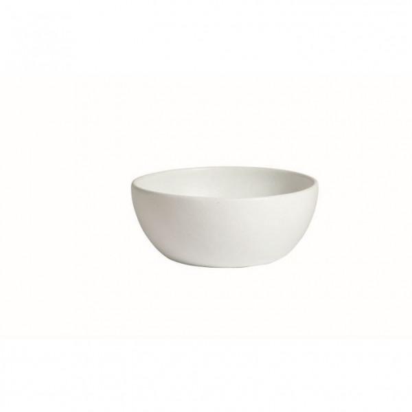 tiefe Schüssel, rund, S weiß - 2,3 L - Ø 22 x 9 cm