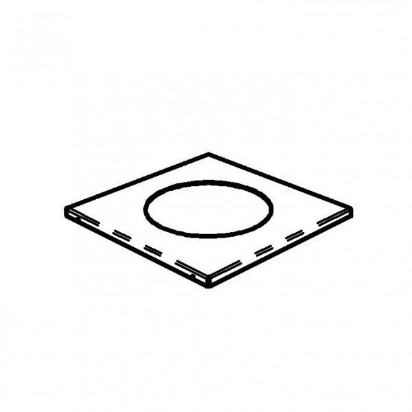 SPARE Platten/Schalen Dekorahmen, schwarz für bowl L